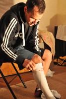Pour la nuit, chaussettes BV Sport Pro Recup