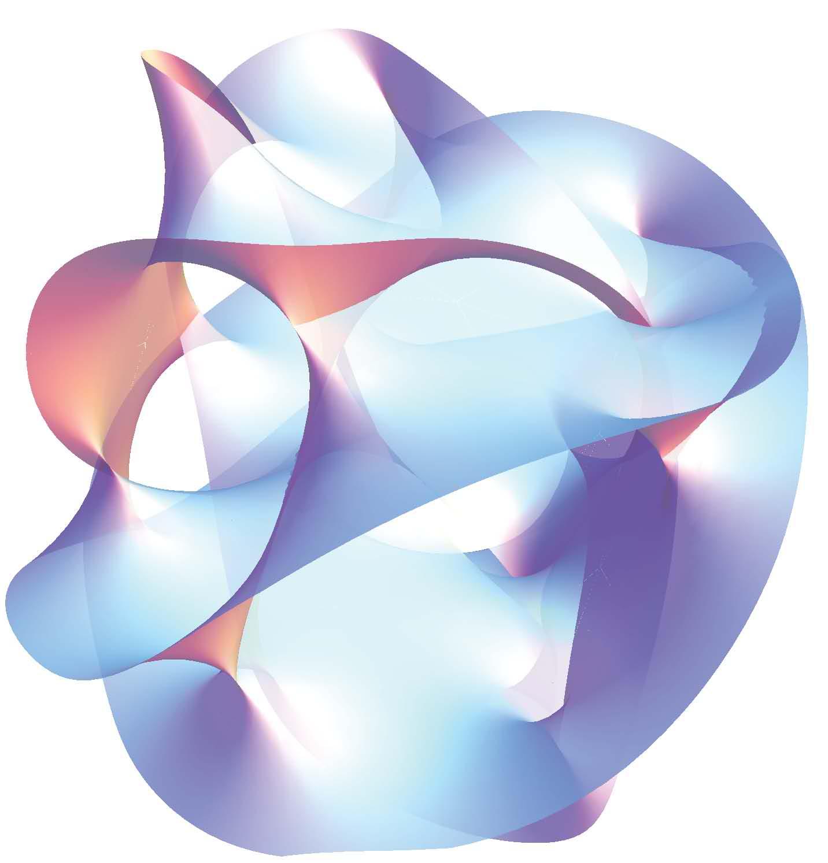 Le mental en 6 dimensions : Calabi-Yau