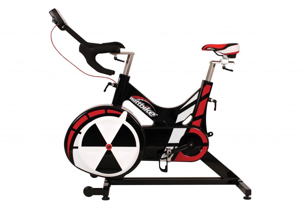 Le home trainer Wattbike, c'est un vélo... en mieux !