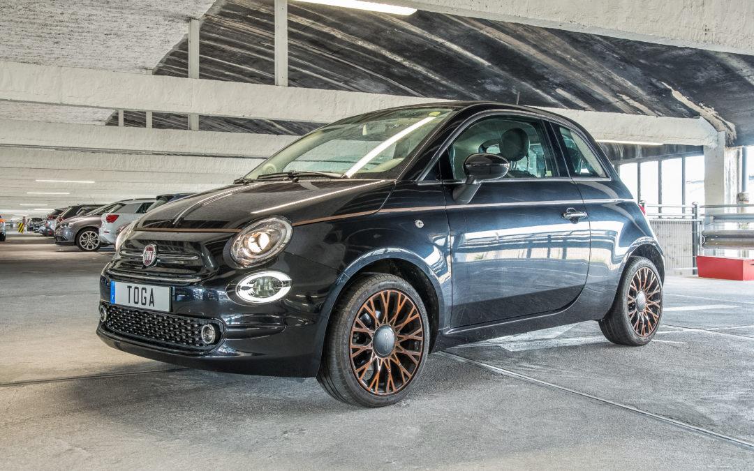 Fiat 500 Rouge – autre clone